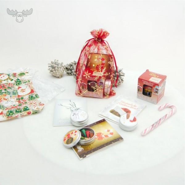 Räucherkerzen-Haus Geschenkset - auch individuell zusammengestellt
