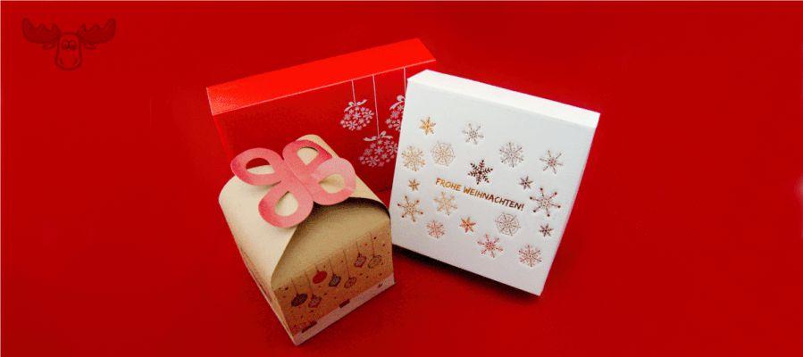 Kundengeschenke zu Weihnachten - Ideen & Trends
