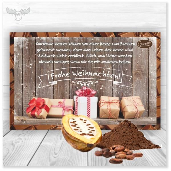 Leckeren Kakao per Post versenden: Kakaokarte Geschenke