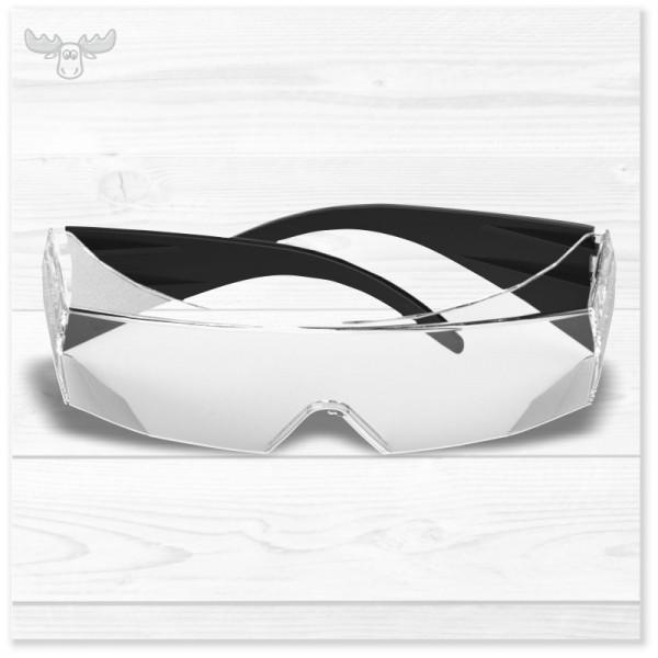 Schutzbrille: Vorderansicht
