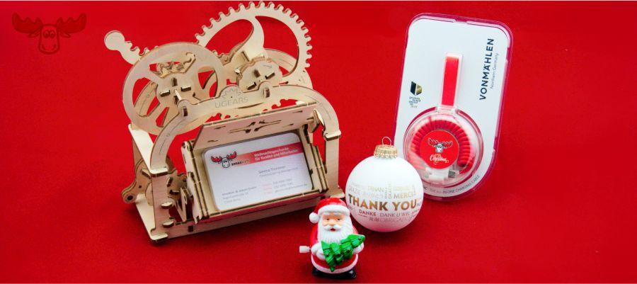 Originelle Weihnachtsgeschenke für Mitarbeiter