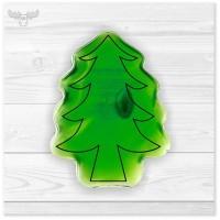 Wärmekissen mit Gel - Tannenbaum | Kunden Give-Aways