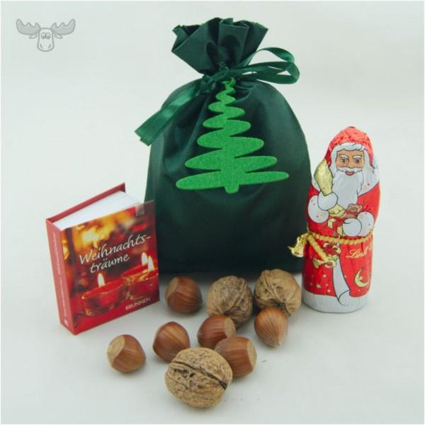 Schokolade-Geschenkset zu Weihnachten