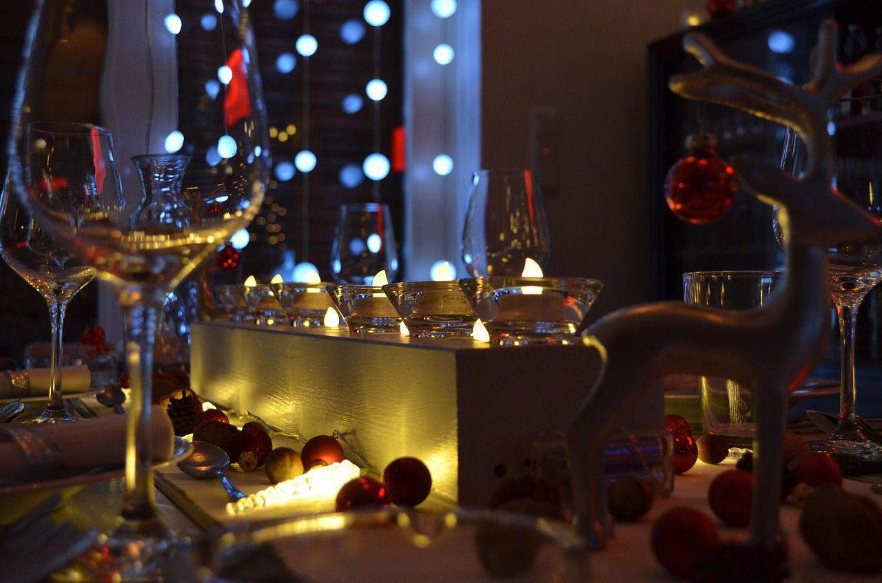 7 Dekorationstipps für Ihre Firmen-Weihnachtsfeier