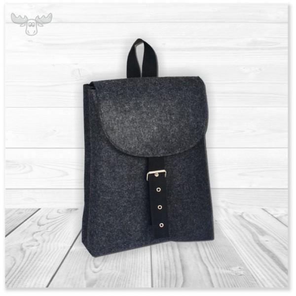 Filz-Rucksack in Ihrem Design