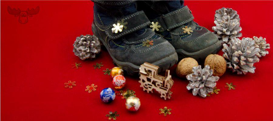 Ideen für die Nikolausfeier im Kindergarten