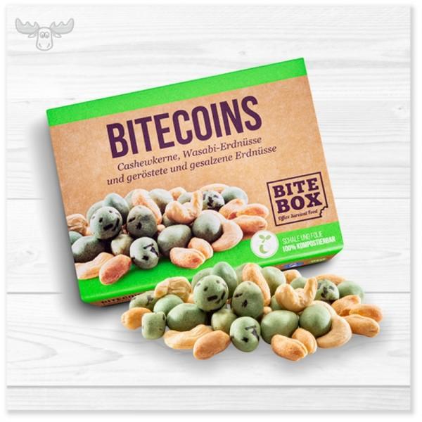 Snacks BiteCoins - Nussmischung