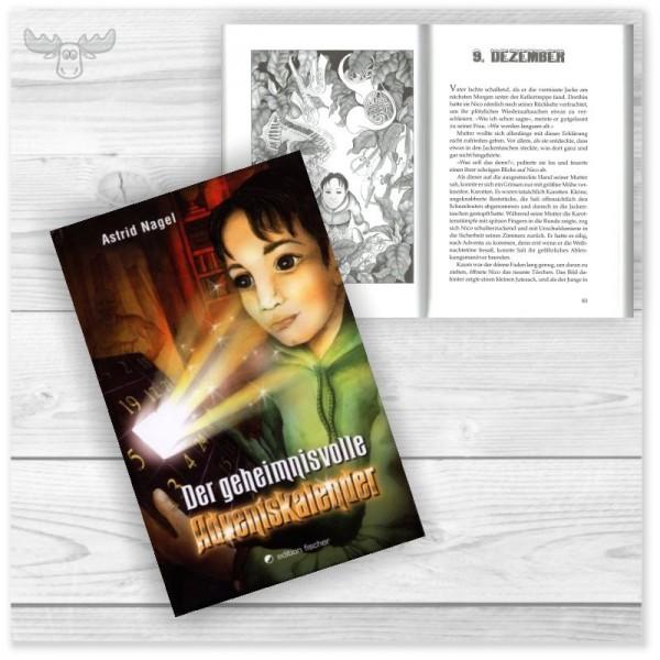 Adventskalender als Buch | Eine tolle Idee direkt online kaufen