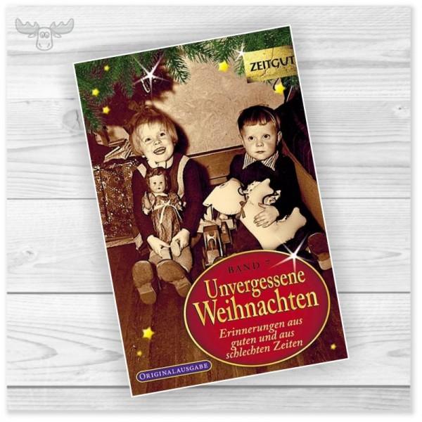 Weihnachtsbuch Unvergessene Weihnachten | Band 7