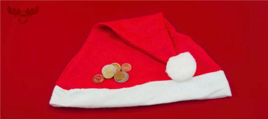 Weihnachtsgeschenke für Mitarbeiter unter 5 Euro