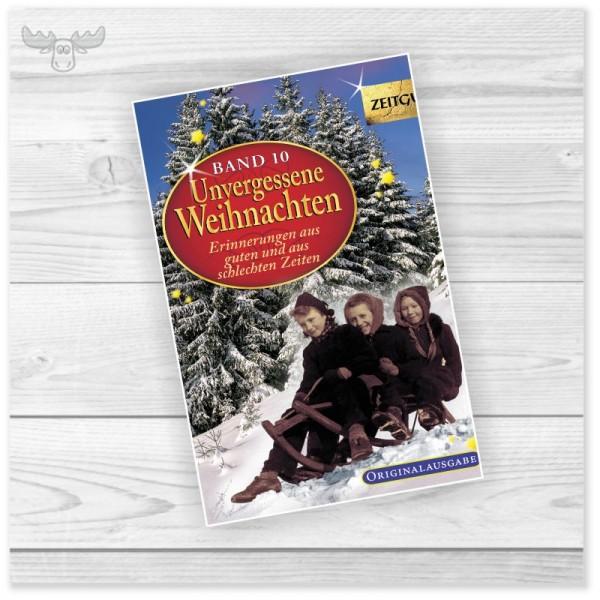 Weihnachtsbuch Unvergessene Weihnachten Band 10