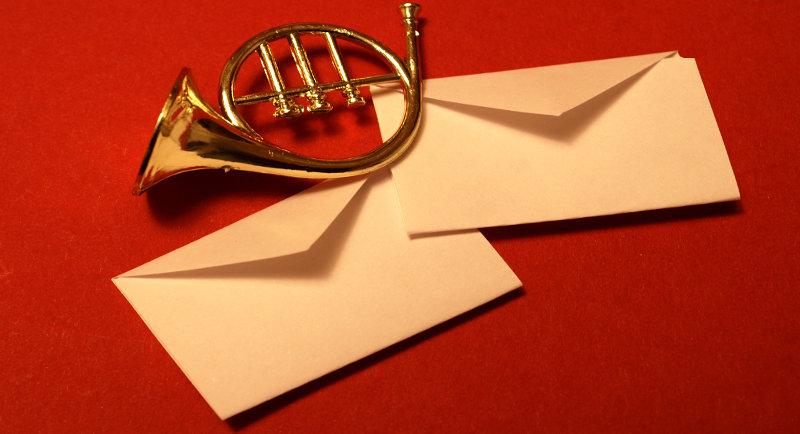 Was schreibt man in die Weihnachtspost? Tipps vom xmaskom-Team!