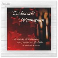 Traditionelle Weihnachten mit Geschichten und Gedichten