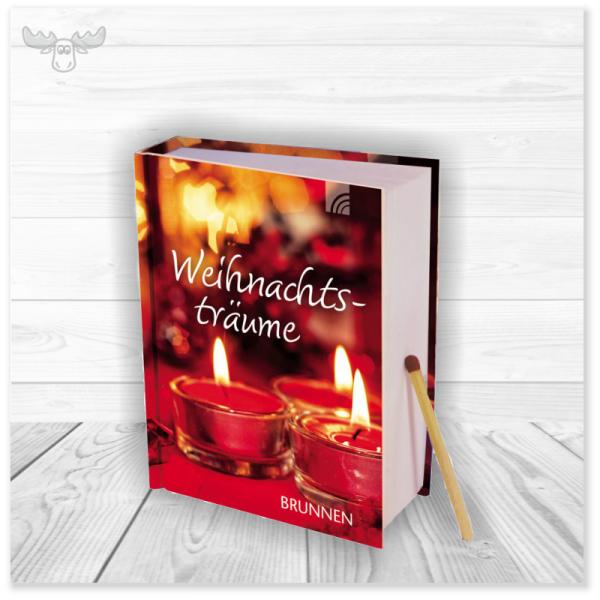 Mini-Weihnachtsbücher als Kundenpräsent