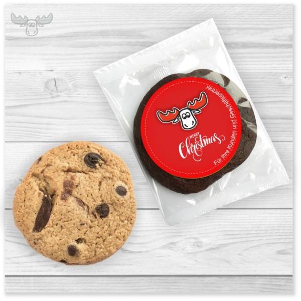 Weihnachtskekse für Kunden - Leckere Cookies