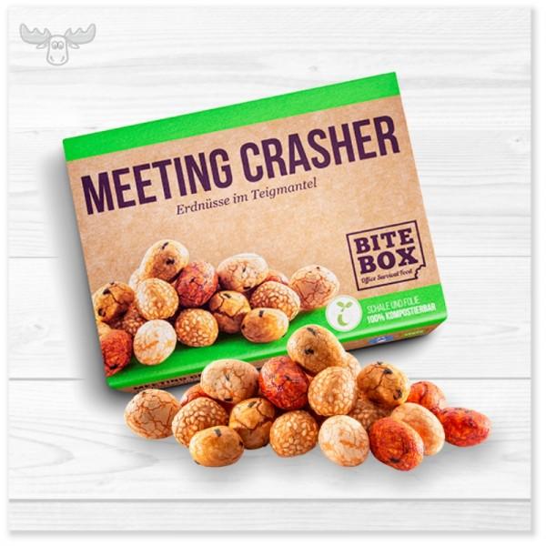 Snacks Meeting Crasher - Erdnüsse im Teigmantel