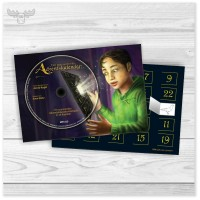 Hörbuch-Adventskalender | Adventskalender mit 24 Hörbuchgeschichten