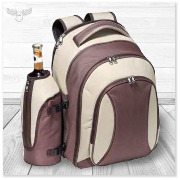 Picknick-Tasche mit Weinkühler: für den perfekten Outdoor-Genuss
